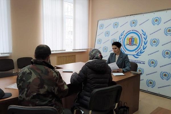 Адвокаты провели прием граждан в рамках сотрудничества с Уполномоченным по правам человека в Ивановской области