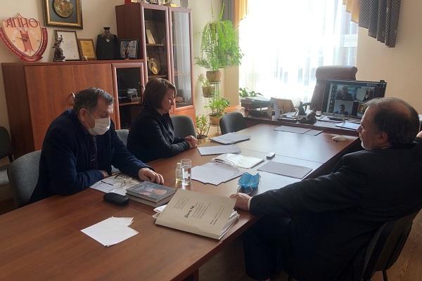 16 апреля 2020 года состоялось очередное заседание Совета АПИО