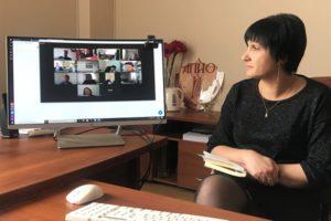 Об участии в видеоконференции по вопросам работы АСР