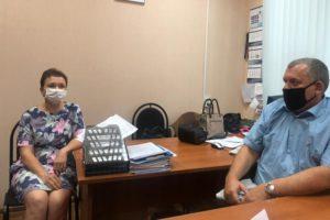 О правовом выездном Дне в Приволжском районе