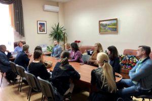 О первом заседании нового состава Совета молодых адвокатов АПИО