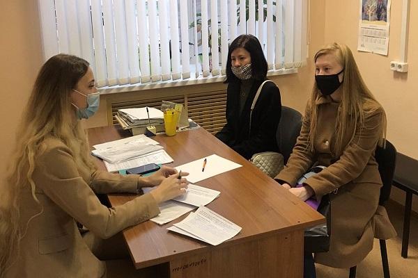 Представители Совета молодых адвокатов АПИО провели прием граждан