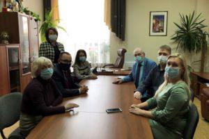 Встреча адвокатов-выпускников с директором Ивановского филиала МЮИ