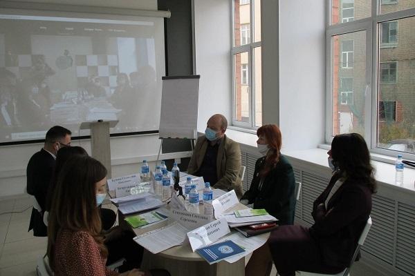 Участие в IV Областном правозащитном экологическом форуме