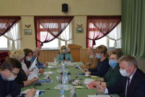 Заседание Общественного совета при УФССП России по Ивановской области