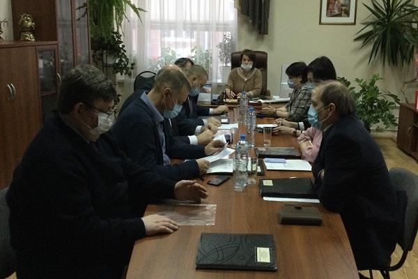 Заседание Совета АПИО