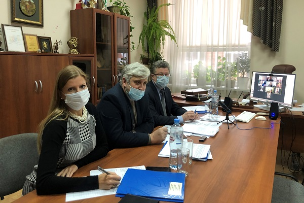 Заседание Квалификационной комиссии АПИО
