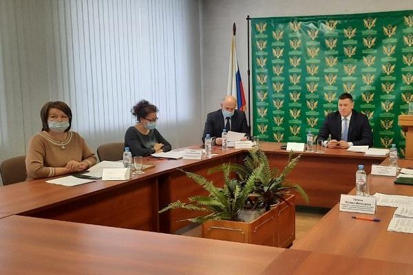 Президент АПИО Леванюк Е.Н. приняла участие в совещании по итогам работы Управления Минюста РФ по Ивановской области в 2020 году
