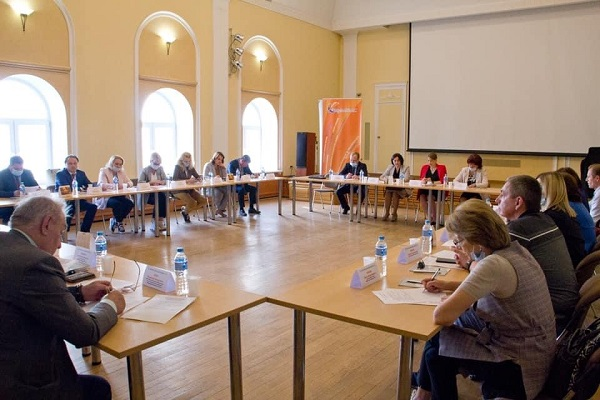 Первое заседание жюри конкурса «Профессиональный юрист-2021»