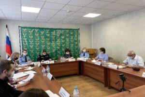 О заседании Общественного Совета при УФССП России по Ивановской области