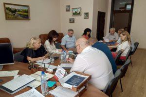 О заседании Совета АПИО