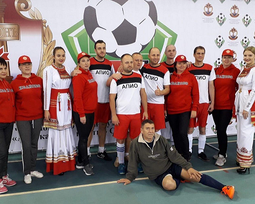 Х Всероссийский чемпионат по мини-футболу