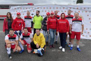Сборная Адвокатской палаты Ивановской области приняла участие во Всероссийском чемпионате по мини-футболу