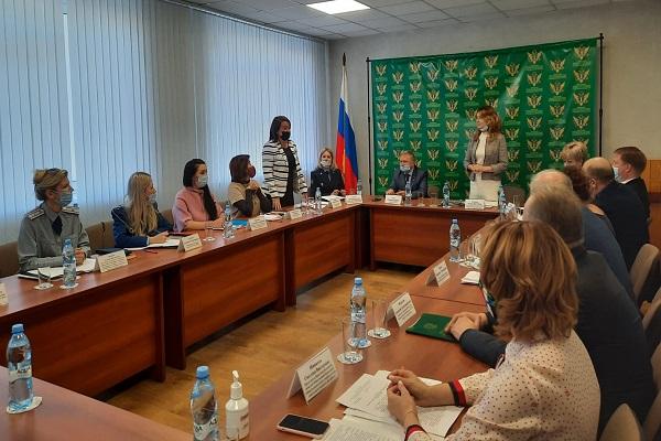 О заседании Координационного совета при Управлении Минюста России по Ивановской области
